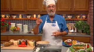 Mr. Food - Sweet Vidalia Pie