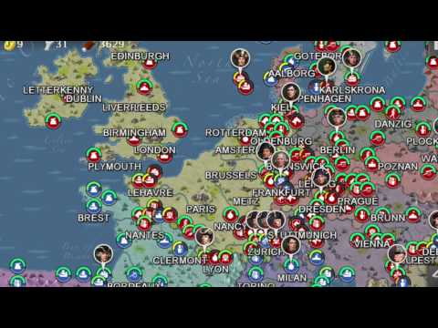 European War 4 Napoleon: Europe 1806