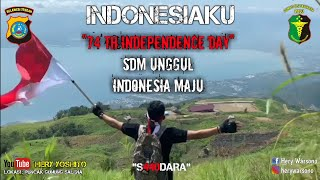 """HARI KEMERDEKAAN INDONESIA - spesial """"74Th Independence Day"""" - Present By Hery Yoshito - 17 Agustus"""