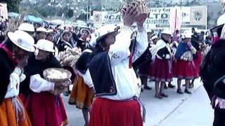 Inty Raimi Cañar 2011 Serie Etnomusica andina Ceremonia maiz