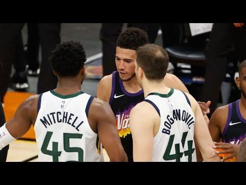 Utah Jazz vs Phoenix Suns Full Game Highlights   April 7   2021 NBA Season