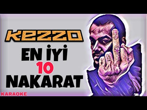 Kezzo En İyi Nakaratlar | KezzoMachine (Karaoke)