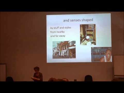 Emotional Geographies Conference-Keynote Annemarie Mol July 2nd 2013
