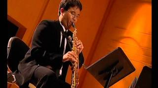 Comets from «The Planets» by Jun NAGAO / Siam Saxophone Quartet