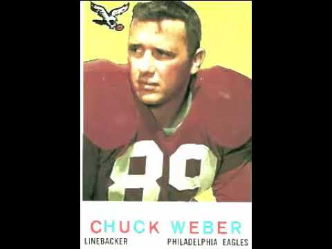American football player Chuck Weber Died at 87