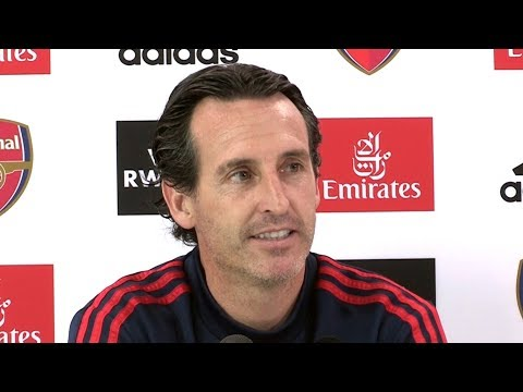Unai Emery Full Pre-Match Press Conference - Man Utd v Arsenal - Premier League