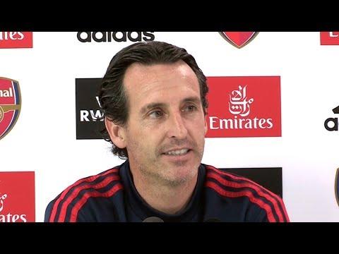Unai Emery Full Pre-Match Press Conference - Man Utd v Arsenal - Premier League