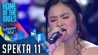 MAHALINI - HAMPA (Ari Lasso) - SPEKTA SHOW TOP 5 - Indonesian Idol 2020