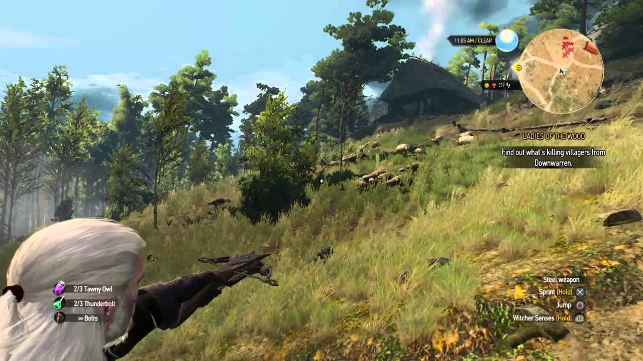 How to Make Easy Money in The Witcher 3 - Push Square