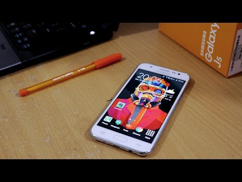[REVIEW] Samsung Galaxy J5 - Bahasa Indonesia