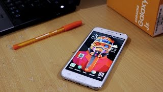 [REVIEW] Samsung Galaxy J5 - Bahasa Indonesia