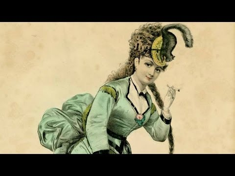 Fashion and Visual Culture in the 19th Century: The Girl of the Period - Professor Lynda Nead