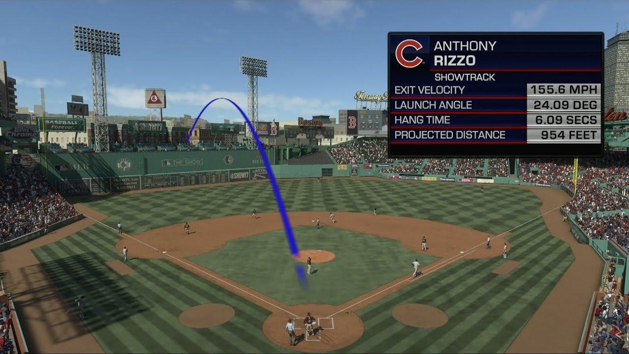 home run hit in baseball