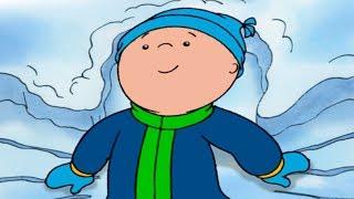 Зимняя Сказка Каю Каю на русском Мультфильм Каю Мультики для детей