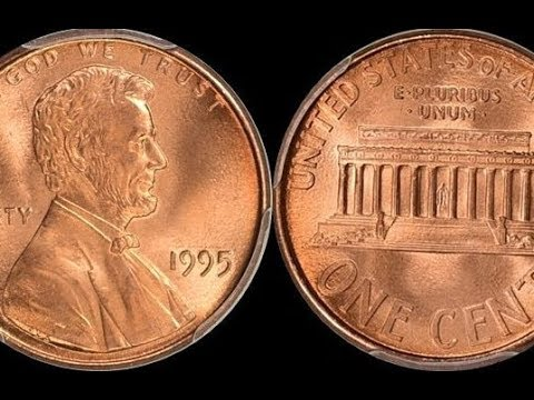 FINEST KNOWN 1995 Doubled Die Lincoln Cent Sells for $4,895! - Search Your  Pocket Change!