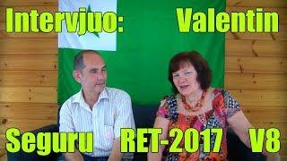 Intervjuo: Valentin Seguru_RET-2017_V8