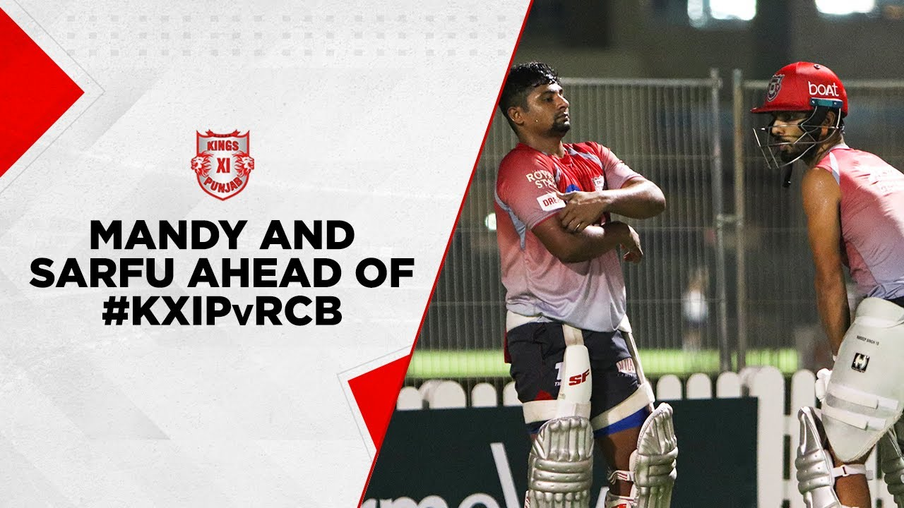 The Kings are ready for #KXIPvRCB!