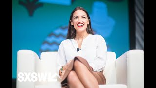 Alexandria Ocasio-Cortez | SXSW 2019