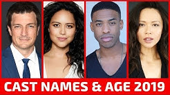 The Rookie Cast Names and Age 2019