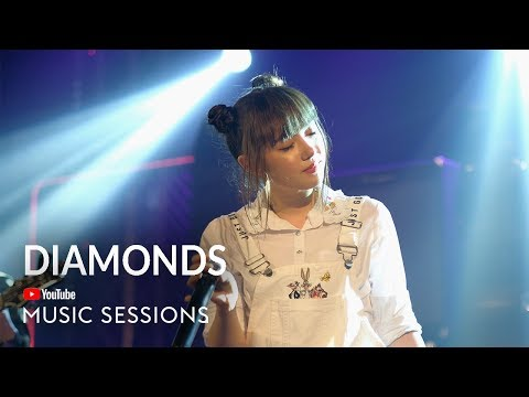 Jannine Weigel - Diamonds [YouTube Music Sessions] - วันที่ 19 Dec 2018