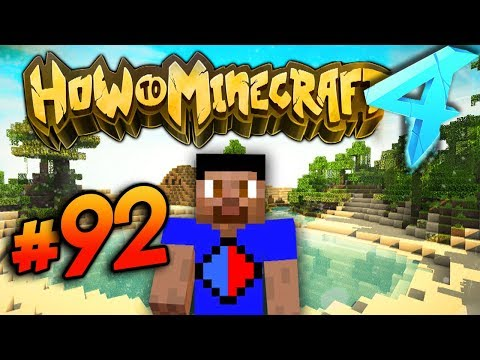 I'M BACK! - HOW TO MINECRAFT S4 #92
