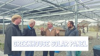 Understanding Greenhouse Solar Panels - w/ Dr. Heiner Lieth from UC Davis - HWT #19