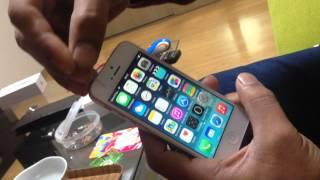 Unlock iPhone 5 in Bengali