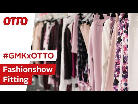 Fashionshow Fitting @Berlin Fashion Week   OTTO
