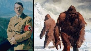 That Time The Nazis Went YETI HUNTING