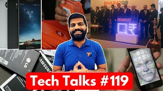 Tech Talks #119 Jio Sim SCAM, Bharat QR, Nokia 8 Sale, Oppo 5X, ESA ISRO