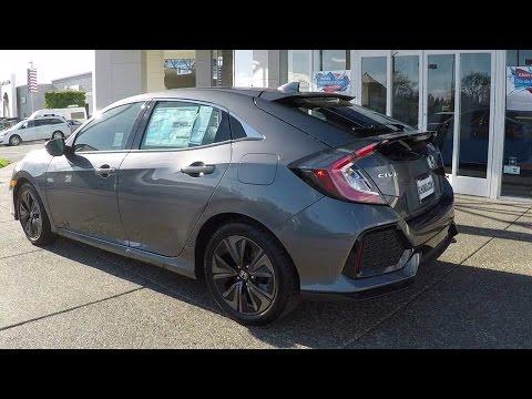 2017 Honda Civic Hatchback Sale Price Deals Bay Area Oakland Alameda Hayward Fremont San Leandro CA