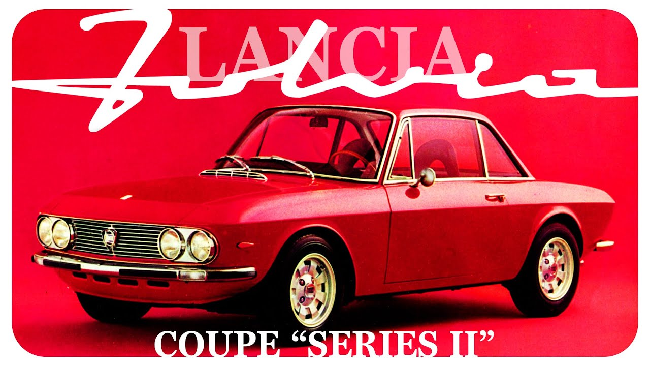 "Lancia Fulvia Coupé ""Series 2"""