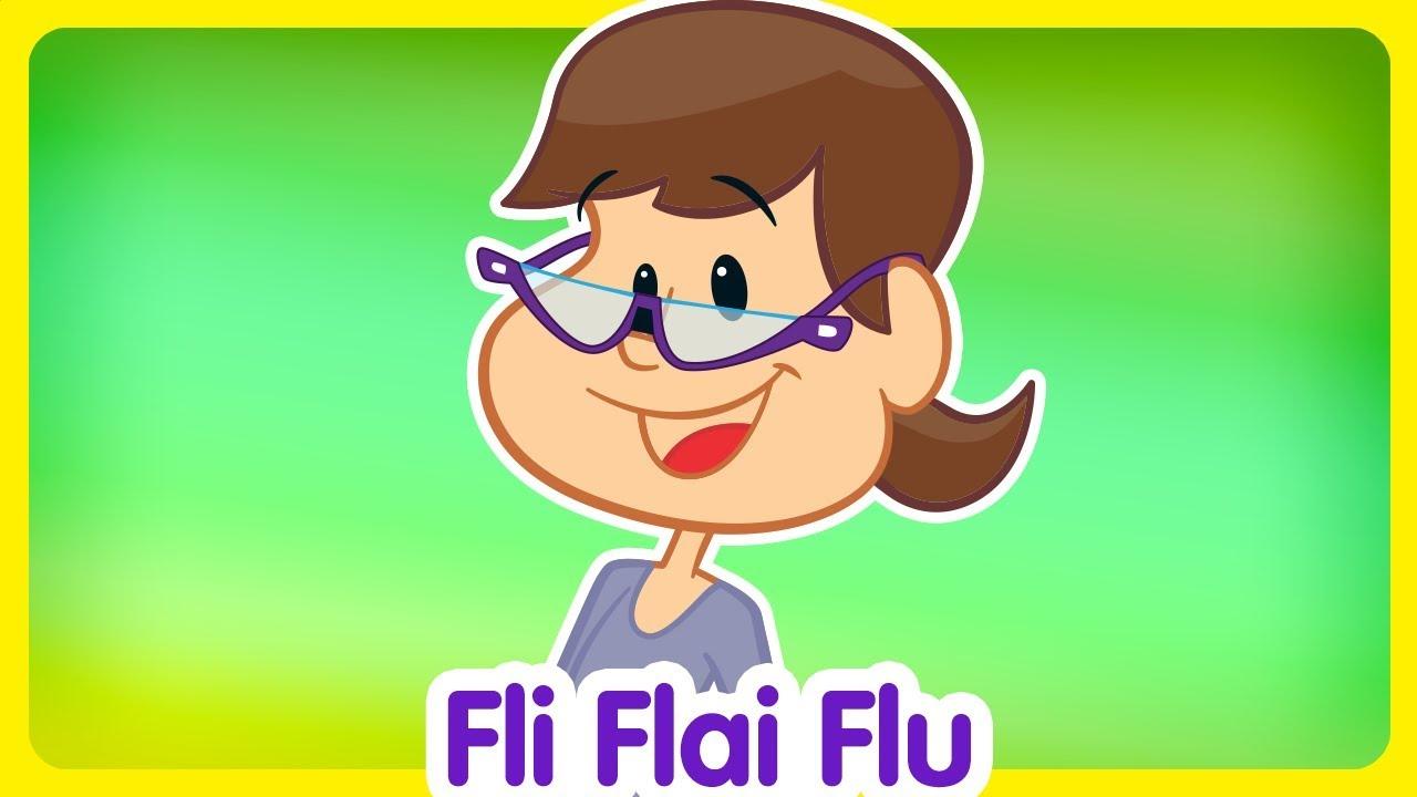Fli Flai - Oficial - Canciones infantiles de la Gallina Pintadita