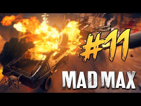 Mad Max (Безумный Макс) - Смертельная Гонка? Погнали! #11