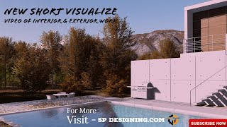 New Short Visualize Video Of Interior & Exterior Work.