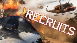 Recruits Alpha Gameplay Missions PC HD