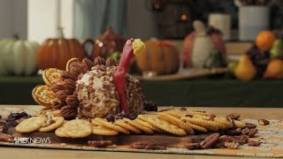 Make A Turkey Cheese Ball