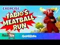 Fabio's Meatball Run - Moose Tube | GoNoodle