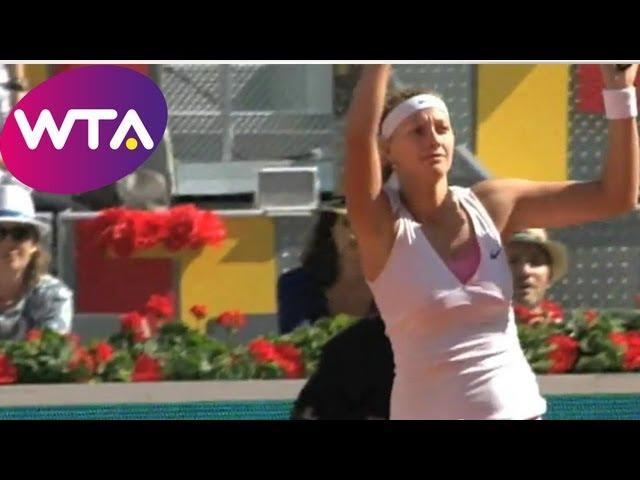 Petra Kvitova qualifies for the 2011 TEB BNP Paribas WTA Championships in Istanbul