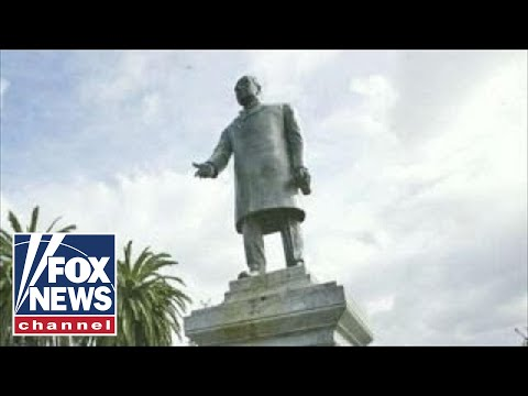 Statues Offensive To Native Americans In Crosshairs