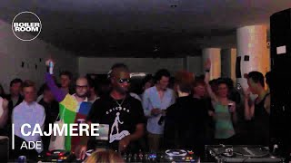 Cajmere 50 min Boiler Room Mix at ADE