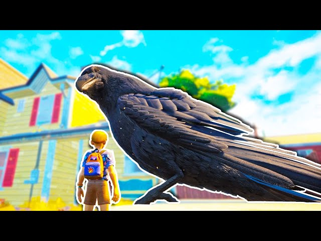 The *NEW* BIRD in Grounded is TERRIFYING...!