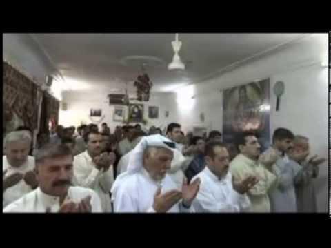 صلاة عيد الفطر لانصار الامام المهدي (ع) في تلعفر