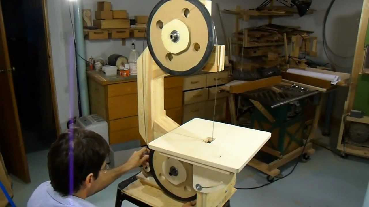 Bandsaw Table Youtube