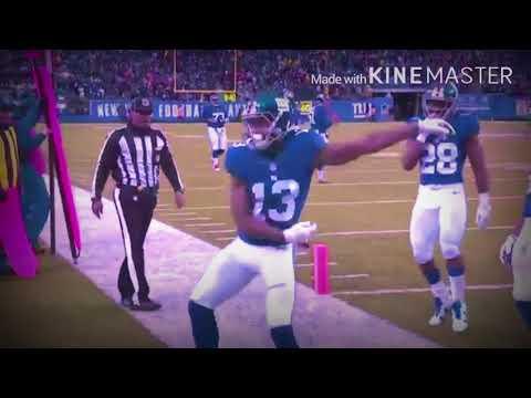 """Rockstar"" by Post Malone (ft. 21 Savage) NFL ODELL BECKHAM JR. EDIT"