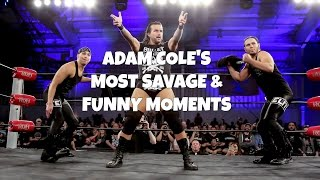 Adam Cole's Most Savage & Funny Moments