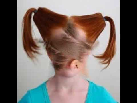 Crazy Hair Day Ideas Youtube