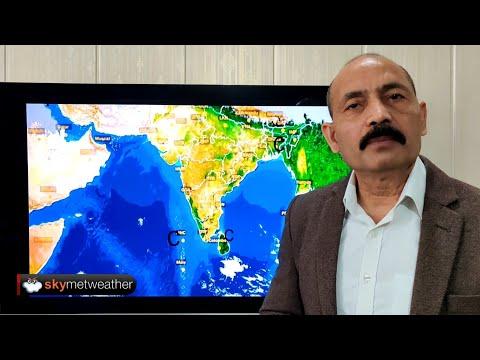 उत्तर भारत को मिल सकती है अब गर्मी से राहत। पहाड़ों का मौसम फिर हो जाएगा शुष्क | Skymet Weather