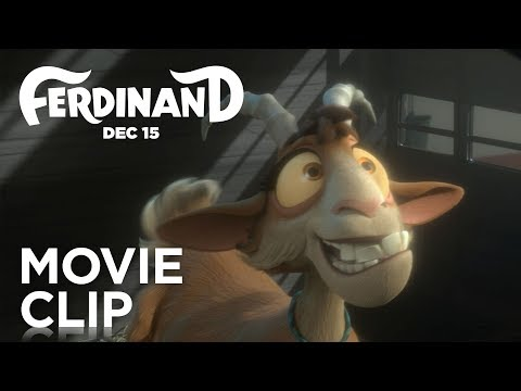 "Ferdinand | ""The Calming Goat"" Clip 