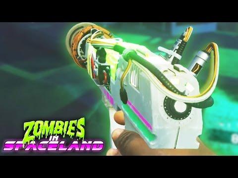 "INFINITE WARFARE ZOMBIES EASTER EGG: ""DISCHORD"" WONDER WEAPON TUTORIAL! (Zombies in Spaceland)"